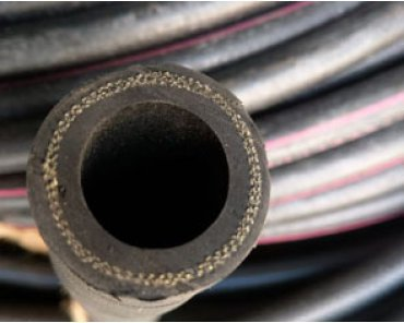 Рукав напорный резиновый с текстильным каркасом ГОСТ 18698-79 Б-16-27-1,0