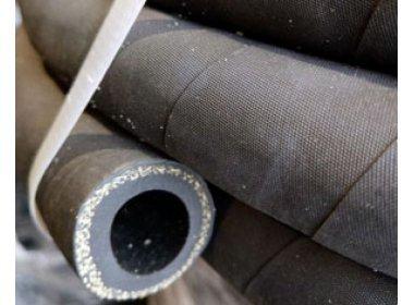 Рукав напорный резиновый с текстильным каркасом ГОСТ 18698-79 В-38-51-1,0