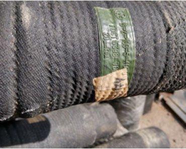 Рукав напорно-всасывающий ГОСТ 5398-76 Б-2-38-0,3-4000