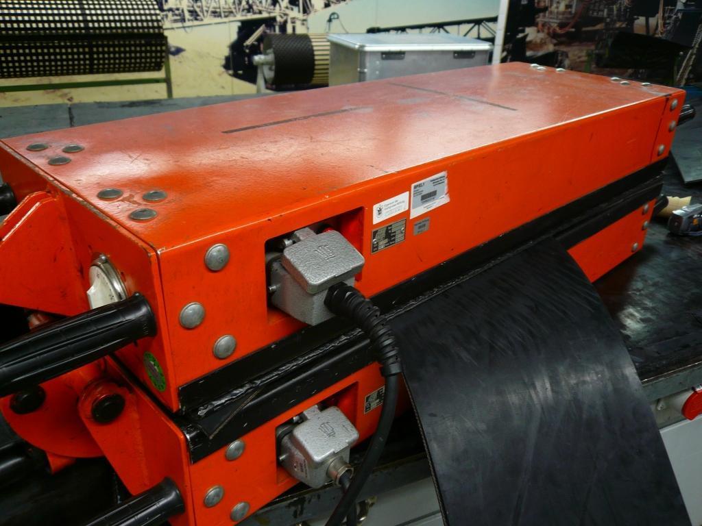 Вулканизация конвейерной ленты